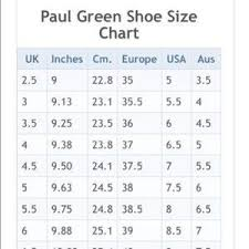 Paul Green Lace Up Shoes