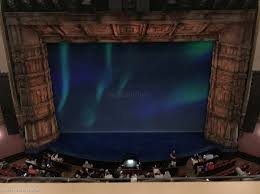 St James Theatre Frozen Seating Chart St James Theatre Balcony View From Seat Best Seat Tips