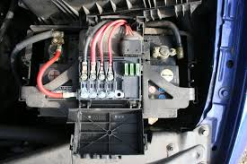 1 9tdi battery fusebox seat cupra net seat forum