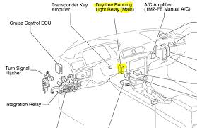 relay wiring diagram for drl on relay images free download images 11 Pin Relay Schematic Diagram camry i have a totoya camry 2007 and i suspect the drl relay · source headlight wiring diagram 11 pin relay wiring diagram