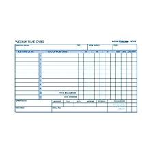 Work Time Card Calculator Weekly Time Card Aurosys