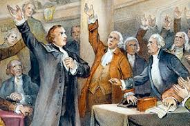 patrick henry and give me liberty lesson plan