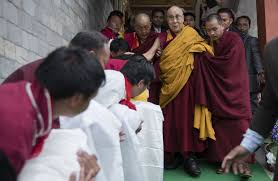 essay news wall street journal high stakes as the dalai lama hints at being reborn outside