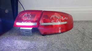 Audi A3 8p Rear Lights Audi A3 8p Dynamic Turn Signal Indicator Tail Light Part 2