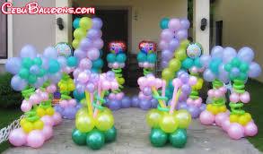 Princess Balloon Decoration Disney Princess Balloon Decoration Package At Hannahs Party Place