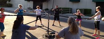 the trx rip trainer delivers a full body workout