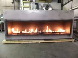 gas fireplace pilot light too high