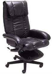 office recliner chair. Deep Cushion Office Recliner Chair R