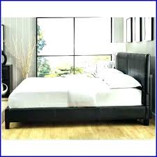 Cal King Bed Frame Ikea Wicker On Black With Storage Hack ...
