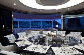 dining table guests superyacht quinta dinner dinner dinner