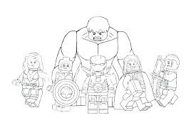 Spiderman Coloring Pages Online Free Extremely Creative Avengers