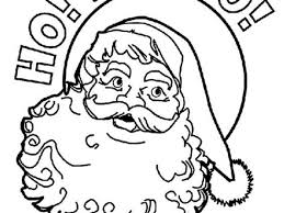 We've got lots of santa colouring pages here on activity village but this is certainly one of our most fancy ones! Free Printable Santa Coloring Pages For Kids Tulamama