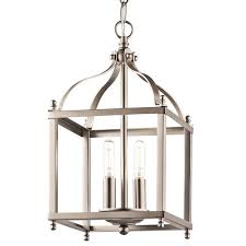 pendant lights exciting lantern ceiling lights lantern pendant lights for kitchen silver square cage pendant