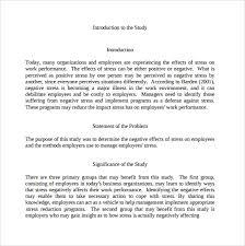 Sample Formal Report Sample Formal Report 25 Documents In Pdf Word Docs