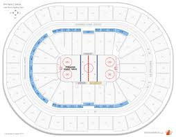 Consol Energy Interactive Seating Chart Pittsburgh Penguins Club Seating At Ppg Paints Arena