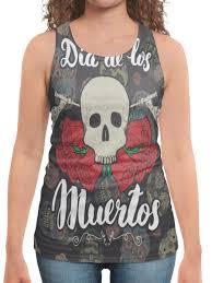 Борцовка с полной запечаткой <b>Día</b> de Muertos #2319520 по цене ...