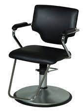 belvedere salon chairs. Belvedere Belle Modern Salon Styling Chair With Brushed Chrome Base Chairs