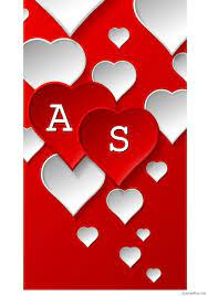 Love Wallpaper Cool S Letter