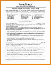 Resume Examples Engineering