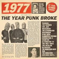 Uk Singles Chart 1977 1977 U K Punk Box Set Out In June Best Classic Bands