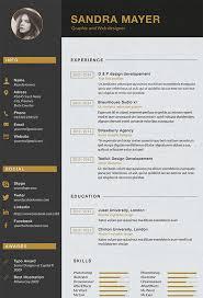 ... Ingenious Designer Resume Template 8 Free Samples Examples Format ...