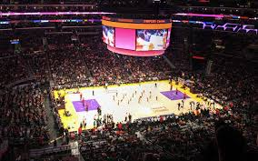 Los Angeles Lakers Seating Chart Map Seatgeek