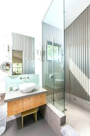 shower wall ideas galvanized shower walls corrugated metal barn bathroom contemporary with corrugated metal shower wall corrugated metal shower galvanized