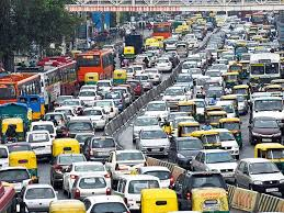 why are delhi s traffic jams getting to be so horrid now  why are delhi s traffic jams getting to be so horrid now