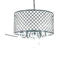 fascinating rectangular drum chandelier shade lighting rectangular drum pendant lighting