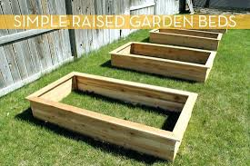 how to build raised garden. Construct A Raised Bed Garden Build How To