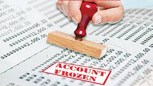 Feb 20, 2021 · placing a security freeze on your credit report prevents credit card companies and other businesses from pulling your credit report to approve a loan or credit application. Bank Account Frozen Know How You Can Unfreeze It