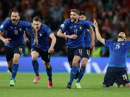 UEFA EURO 2020, Italy vs Spain ...