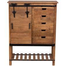 barn door brown traditional sliding door cabinet