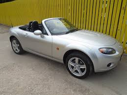 Used 2006 Mazda MX-5 Sports for sale in Worthing West Sussex ...