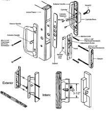 schlage locks parts diagram. Door Latch Parts Elegant Lock \u0026 Diagram Handle  Knob Of Schlage Locks Parts Diagram