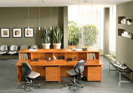 office decors. 144 zoom 470x329 some stylish n elegant office decor ideas decors