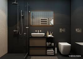 Interior Design Bathroom 5 Small Studio Apartments With Beautiful Design