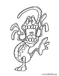 Monster Coloring Pages 2019 Z31 Coloring Page
