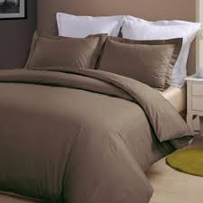 brown duvet cover queen. Perfect Queen Hotel Grand Reversible Twin Duvet Cover Set In Chocolate Throughout Brown Queen X