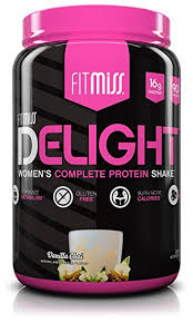fitmiss delight protein powder healthy nutritional shake for women with whey protein fruits