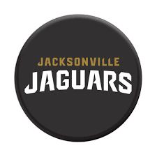 NFL - Jacksonville Jaguars Logo PopSockets Grip