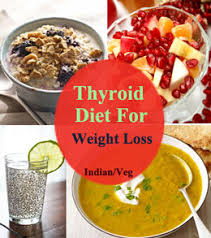 Thyroid Diet For Weight Loss With Hypothyroidism Foods