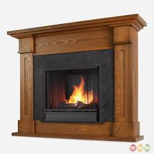 ventless fireplace lovely kipling ventless gel fuel fireplace in burnished oak with