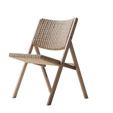 contemporary chair folding upholstered ash d 270 1