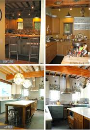 Eclectic Kitchen Eclectic Style Kitchen Living Room Tour Jenna Burger