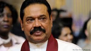 Image result for former President Mahinda Rajapaksa o