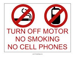 No Cell Phones Sign Printable No Cell Phone Sign Printable Barca Fontanacountryinn Com