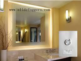 Bathroom Heated Mirrors Mirror Defoggermirror Demistersteam Free Mirrorfog Free Mirror