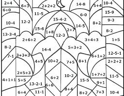 Middle School Coloring Sheets Pages For Math Printable Idea