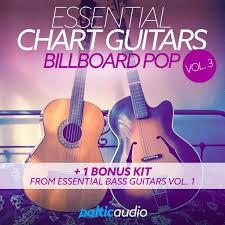 Guitar Chart Essential Chart Guitars Vol 3 Billboard Pop